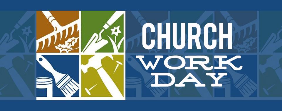 All Church Work Day – Living Hope Wesleyan Church